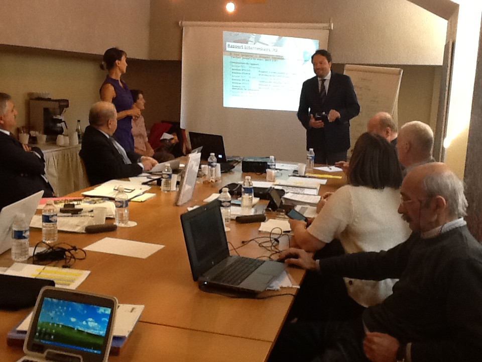 0A.Management Training Seminar in Grenoble, France (27-30/04/2015)