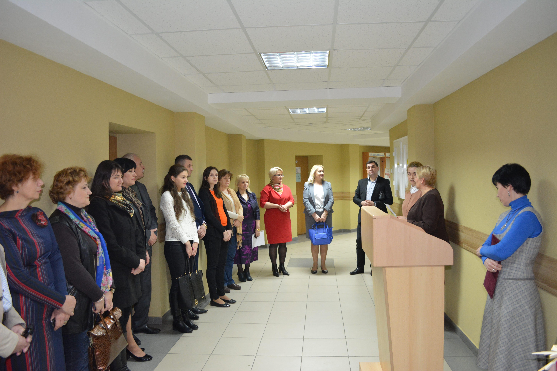 Inauguration du Centre d'Excellence en Tourisme et Activité Hôtelière à Université d'État de Moldavie - 16-04-2016